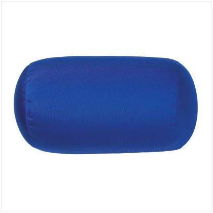 36759 Blue Squishy Bolster Pillow