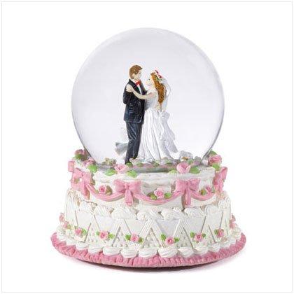 36172 Bridal Snowglobe