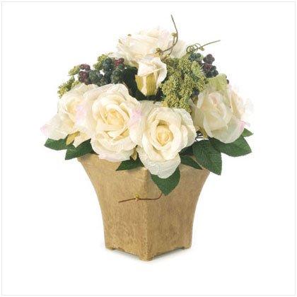 36227 Roses, Berries Flower Arrangment