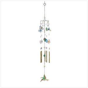 34303 Hummingbird Wind Chime