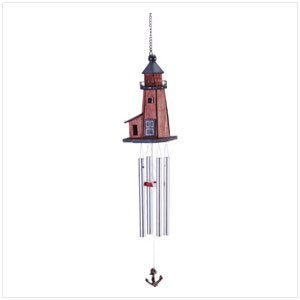 34720 Lighthouse Wind Chime