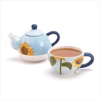 90023 Tea For One Sunflower