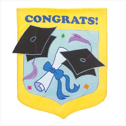 90030 Graduation Flag