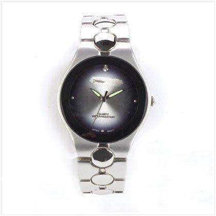 36822 Men's Opalescent Silver Watch