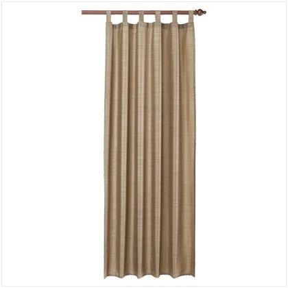 37030 Bronze Polystrait Curtain
