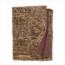 37037 Faux Fur Blanket (Twin)