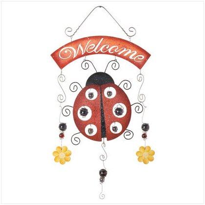 37124 Mobile-ladybug Welcome