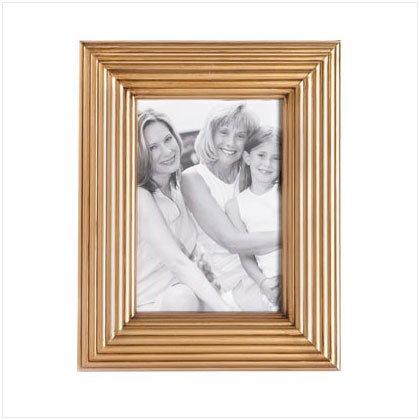 37002 Fancy Gold Photo Frame
