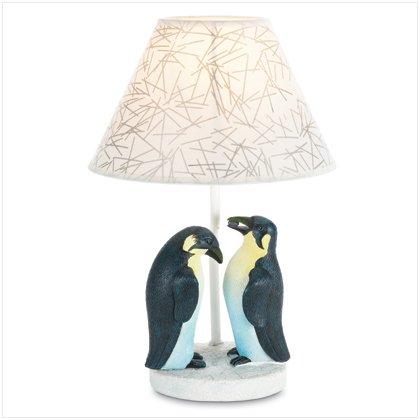 37176 Penguin Table Lamp