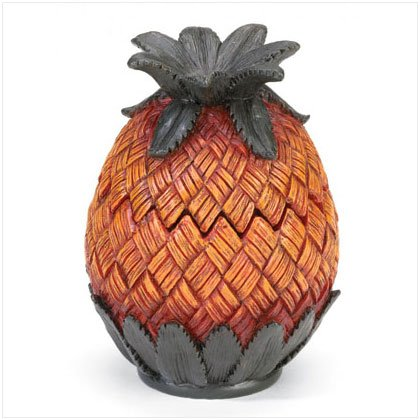 37185 Pineapple Trinket Box