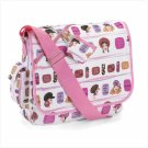 37216 Saucy Secrets Messenger Bag