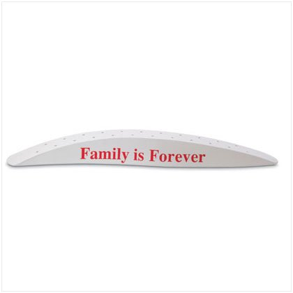 37239 Family Matters Mantle Stand