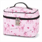 37252 Poodle Train Case