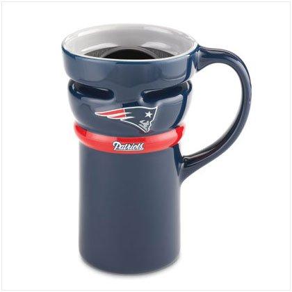 37296 New England Patriots Travel Mug