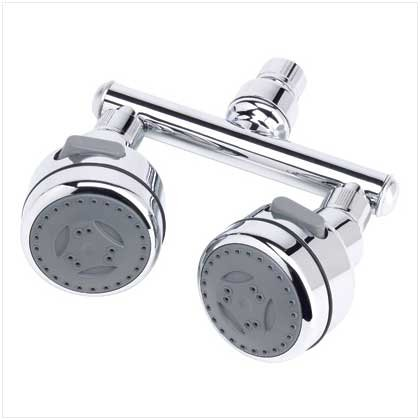 38361 Double Shower Head