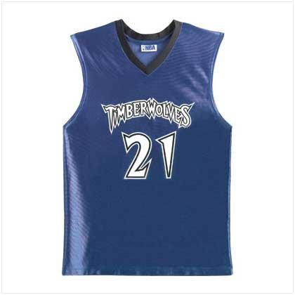 38145 NBA Kevin Garnett Jersey-Medium