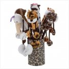 31627 Plush Animal Writing Pens