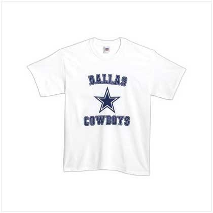 38132 NFL Dallas Cowboys Tee Shirt-XL