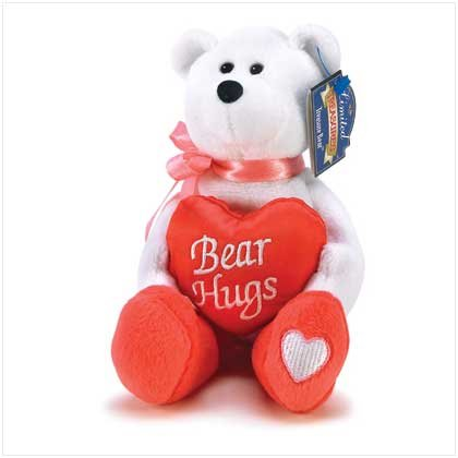 38391 Treasure Bear Hugs - Sweetheart