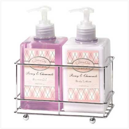 38062 Peony and Chamomile Lotion Set