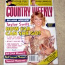TAYLOR SWIFT       autographed     SIGNED     Magazine          *PROOF