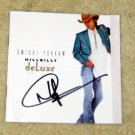DWIGHT YOAKAM   autographed   SIGNED    #1  Cd COVER   !
