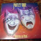 "MOTLEY CRUE    autographed    SIGNED   "" Pain ""   RECORD        *proof"