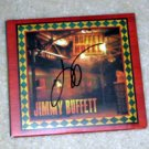 JIMMY BUFFETT   autographed  SIGNED  buffet hotel  Cd Cover   !