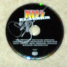 KISS  gene simmons  AUTOGRAPHED  signed  Cd    *PROOF