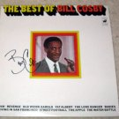 BILL COSBY   autographed  SIGNED   #1   Record  !