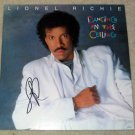 LIONEL RICHIE  autographed  SIGNED    #1   Record   !