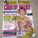 TAYLOR SWIFT  signed  AUTOGRAPHED  Magazine     *PROOF