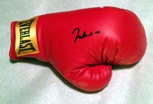 MUHAMMAD ALI  autographed  SIGNED  new BOXING Glove  * proof