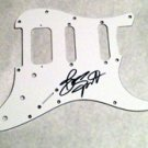 BRUCE SPRINGSTEEN  autographed  SIGNED  new  PICKGUARD