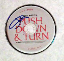 EMINEM  signed  AUTOGRAPHE  #1  Cd