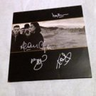 "U2  signed  AUTOGRAPHED  "" joshua tree ""  RECORD album"