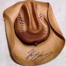 KENNY CHESNEY  signed  AUTOGRAPHED  new  HAT