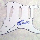 KEITH RICHARDS  rolling stones  AUTOGRAPHED  signed PICKGUARD