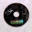 "EMINEM  signed  AUTOGRAPHED  "" Curtain call ""  Cd"