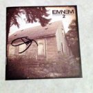 EMINEM  signed  AUTOGRAPHED new  Cd COVER