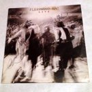 "FLEETWOOD MAC  signed  AUTOGRAPHED  "" Live ""  RECORD album"