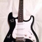 PEARL JAM  autographed  SIGNED new  GUITAR