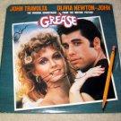 JOHN TRAVOLTA  & OLIVIA NEWTON JOHN   autographed   SIGNED  Grease    RECORD     album     * Proof