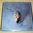 EAGLES  Autographed   SIGNED  #1   RECORD     album     * Proof