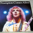 PETER FRAMPTON     Autographed   SIGNED  #1   RECORD     album     * Proof