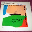 GENISES  phi collins + 2    autographed   SIGNED  #1   RECORD     album     * Proof