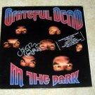 JERRY GARCIA  grateful dead   Autographed   SIGNED  #1   RECORD     album     * Proof