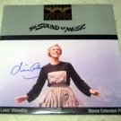 JULIA ANDREWS   autographed   SIGNED  sound of music    RECORD     album     * Proof