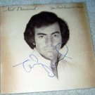 NEIL DIAMOND   autographed   SIGNED  # 1   RECORD     album     * Proof