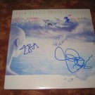 RUSH  autographed   SIGNED  # 1   RECORD     album     * Proof